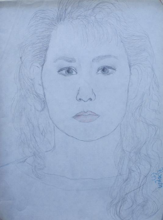 Self-Portrait at 15