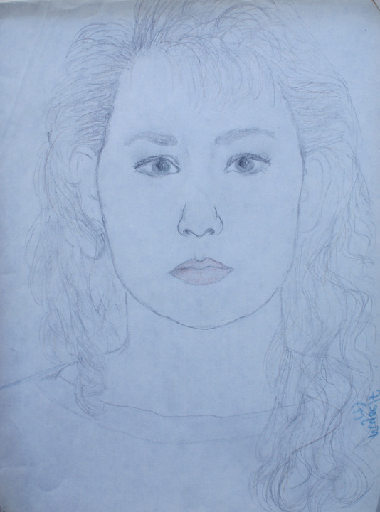 Self-Portrait at 15