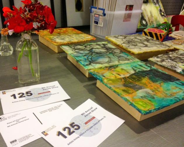 125 Juried Show, Plano