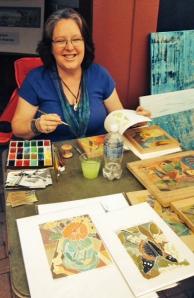 artist Lynne Hubner