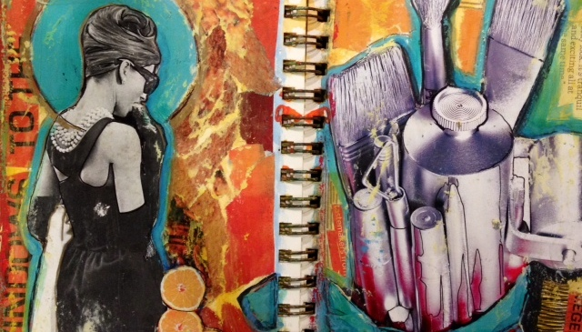 awesome april (day 18) – visualjournals