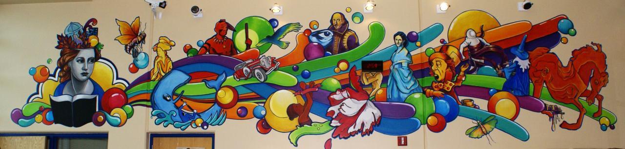 Murals Fresh Paint Studio
